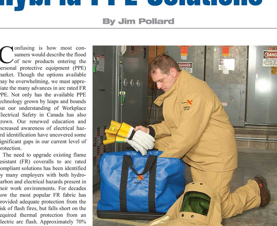 Hybrid PPE Solutions